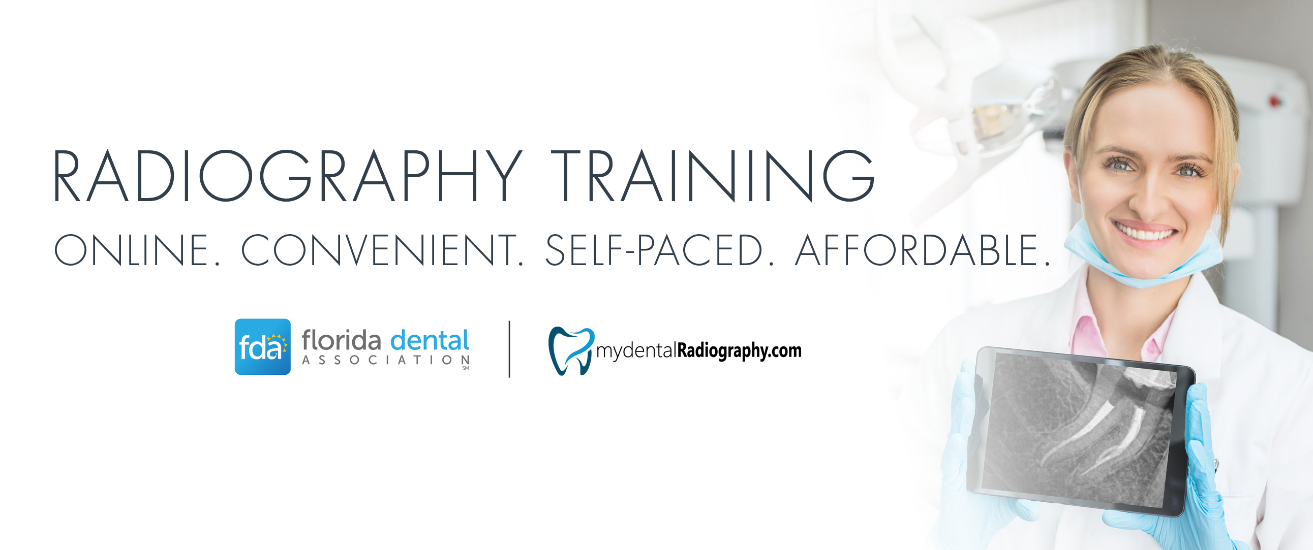 WEB BANNER_FDA_0291_ Radiography Course Marketing_620 x 260